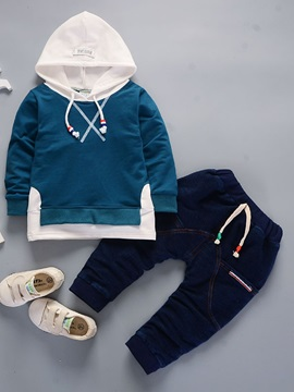 Unisex Long Sleeve Hoodie And Pant Baby's Outfit