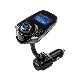 Bluetooth Handsfree FM Transmitter Car Kit MP3 Music Player Radio Adapter