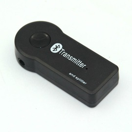 3.5mm Wireless Bluetooth Audio Dongle Adapter Bluetooth V3.0 Transmitter and splitter for iPod Smart TV DVD MP3