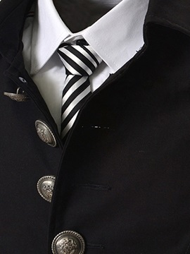 Lapel Casual Single-Breasted Men's Vogue Blazer
