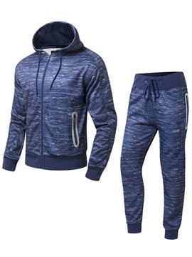 Lace-up European Soft Men's Vogue Sport Suit