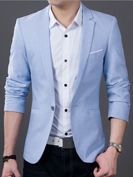 Slim Fit Men's Blazer
