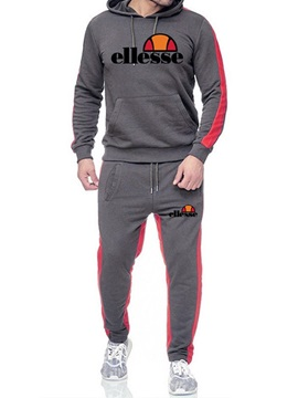 Hoodie Casual Men's Outfit