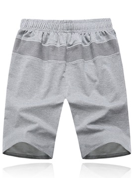 Elastic Men's Shorts