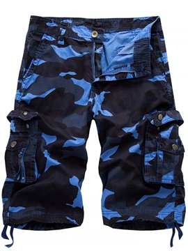 Camouflage Overall Vogue Men's Shorts