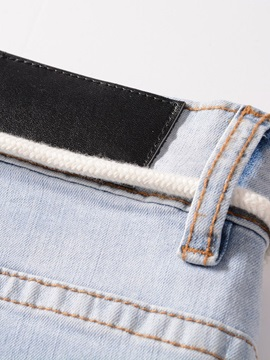Hole Casual Men's Jeans