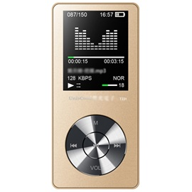 ZIGUANG T331 8GB HIFI Support Recorder TF Card MP3 Player