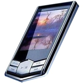 New 1.8-inch Ultra-thin MP4 16G with FM