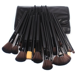 43 Pcs Nylon Fiber Make Up Set