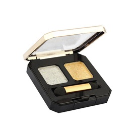 2 Colors Eye Shadow Palette