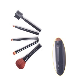 5Pcs Nylon Fiber Make Up Brush Set