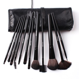 12 Pcs Nylon Fiber Brush Set
