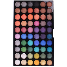180 Colors Waterproof Eyeshadow Makeup Cosmetic Palette