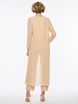 Beaded Mother of the Bride Pantsuits