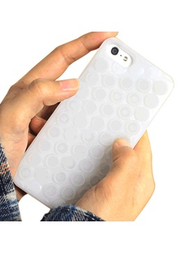 Pop Reduce Pressure Protective Case for IPhone 6/6S/6 Plus/7/7 Plus Unlimited Bubbles Case