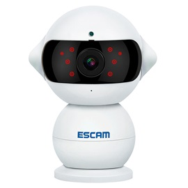 ESCAM Elf QF200 960P 1.3MP WiFi IR IP Camera Night Vision 360 Degree Rotation Alarm Robot Baby Monitors