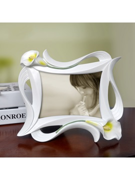 Creative Rural Wedding Gifts 7 Inch Resin PCoolo Frame