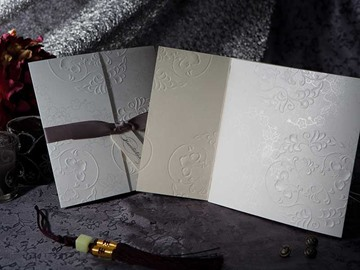 Online Wedding Invitations for Sale (20 Pieces One Set)