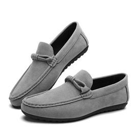 PU Low-Cut Men's Loafers