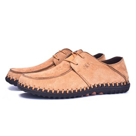Breathable PU All-Match Casual Shoes