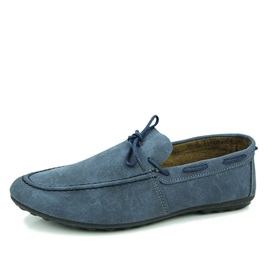 Elegant Suede Slip-On Driving Shoes