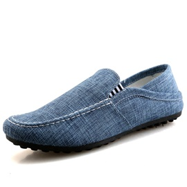 Canvas Plain Slip-On Women's Good Shoes