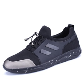 Cloth Elastic Bandl Low-Cut Upper Men's Sneakers