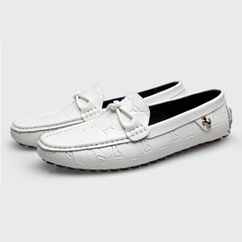 PU Low-Cut Upper Men's Shoes