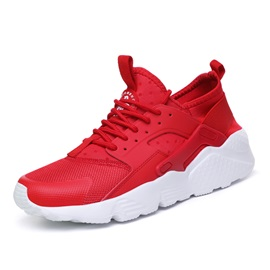 Mesh Mid-Cut Upper Men's Sneakers