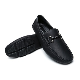 PU Low-Cut Upper Slip-On Men's Shoes