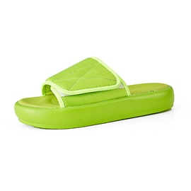 Neon Simple Summer Slippers for Men