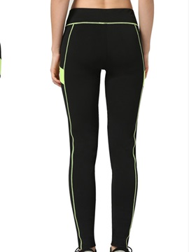 Polyester High-Rise Women Running Pant