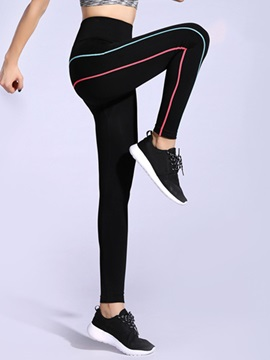High Elastic Moisture Absorption Ninth Yoga Legging