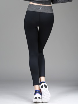 High-Rise Wide Banded Women Yoga Pant