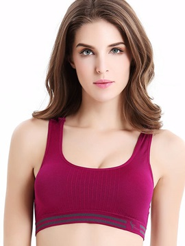 Nylon Women Molded Sports Bra