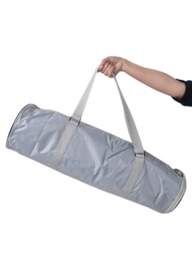 Solid Water-Resistant Yoga Mat Bag