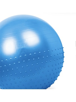 Burst Resistant Stability With Pump Exercise Yoga Ball