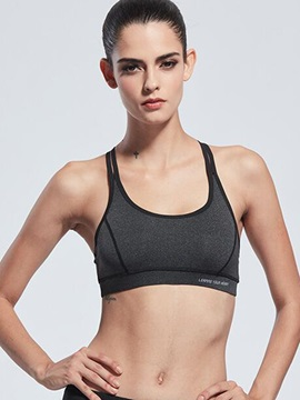 Ventilate Cross-Back Quick Drying Sports Bra