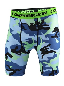 Men's Camouflage Quick-drying Outdoor Shorts
