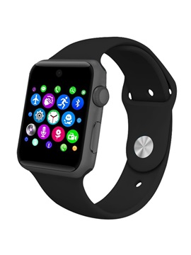 DM09 Bluetooth Smartwatch with Voice Interaction SIM Card Sleeping Monitor Pedometer