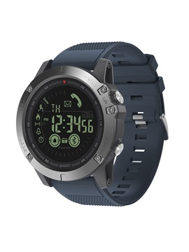 VIBE3 Cheap Smart Watch 5ATM Waterproof Long Stand By for Apple Android Phones