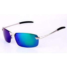Handsome Square Shaped Men's Sunglasses