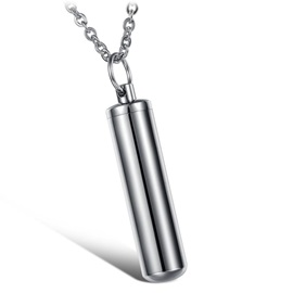 Simple Style Pendant Men's Necklace