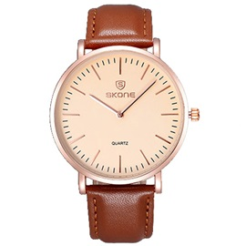 Casual with Letters Men Watch