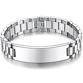 High Quality Titanium Steel Chain Men's Bracelet
