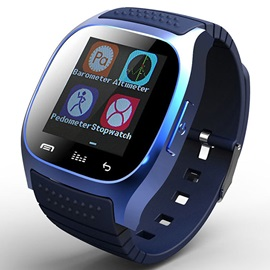 Touch Type Bluetooth Intelligent Smart Call Watch
