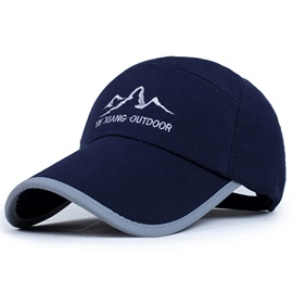 High Quality Letter Embroidered Men's Baseball Cap