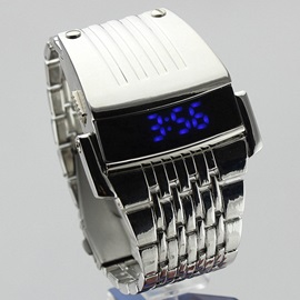 Men's LED Electronic Watch