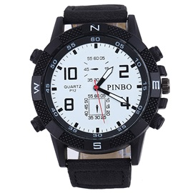 Multifunctional Analog Display Men's Sports Watch