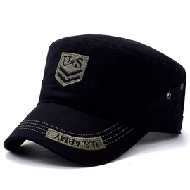 Flat Cotton Fall Winter Outdoor Men's Hats